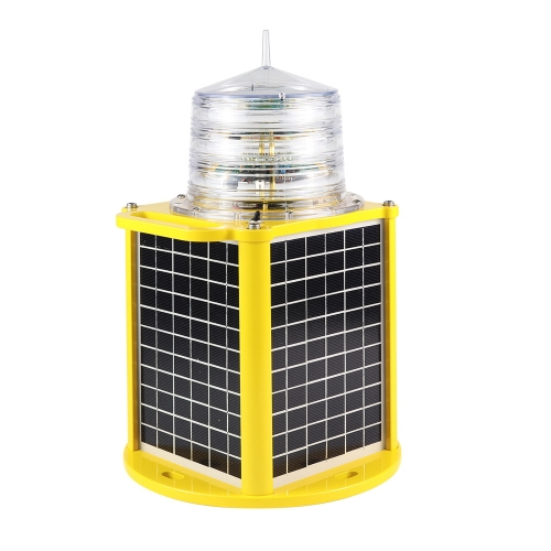 Remote Monitoring LED Solar Powered Marine Lantern